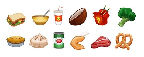 drink emoji iphone food emojis on iphone foodfash co