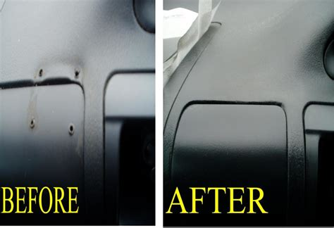 Best Paint For Car Interior by Plastic Trim Scratch Repair Car Plastic Trim Scratch