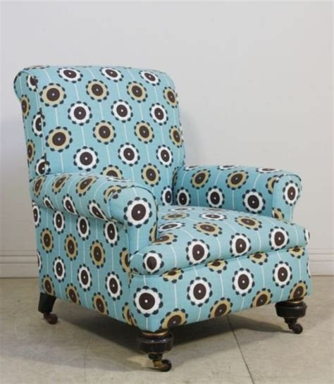 upholstered armchairs uk antique upholstered comfy armchair 64457 sellingantiques co uk