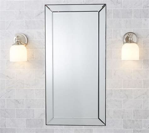 pottery barn astor medicine cabinet top 161 ideas about bathrooms on glass shades