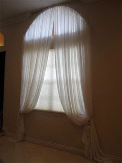 curtains for half circle windows 25 best ideas about half circle window on pinterest
