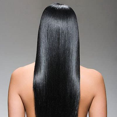 photos of lovely dark black long silky hairs of indian chinese girls in braided pony styles how to make hair silky and shiny home remedies diy