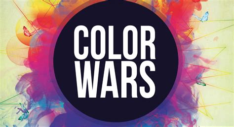 wars colors color wars at c graphics images