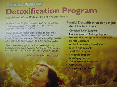 Cellular Detox Program by Newsletter 12 Sugar Proteins Coconut Cellular Detox