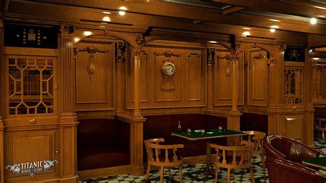 titanic 2nd class rooms titanic s second class smoke room by titanichonorandglory on deviantart