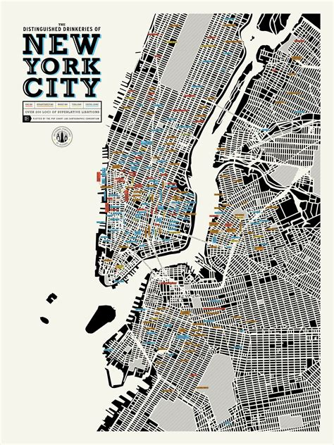 the map of new york city sense of new york city in 7 1 2 maps here 360