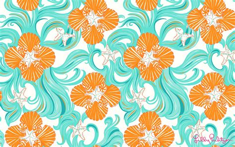 Lilly Pultizer Wallpaper