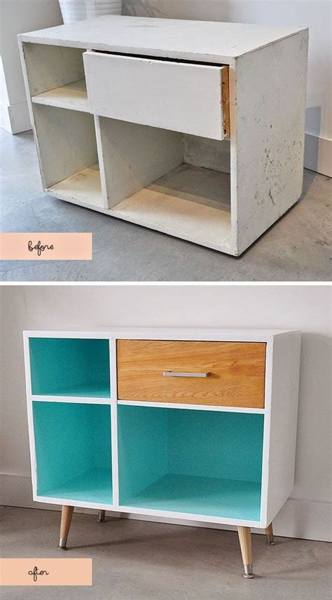 Adding Legs To A by 19 Furniture Makeovers That Prove Legs Can Change Everything