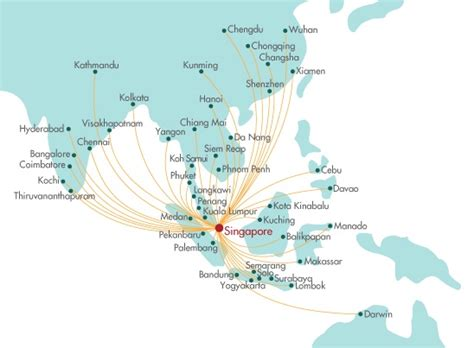 batik air route map silkair takes delivery of its first boeing 737 800 world
