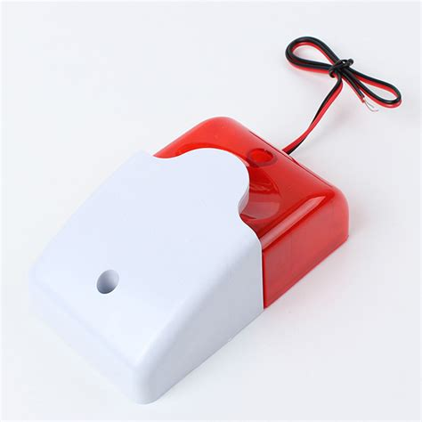 12 volt security light 12 volt security systems alarm strobe light siren alex nld
