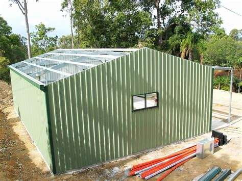 Shed Site Preparation by Site Preparation Sydney Sheds And Garages Ranbuild Sydney