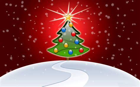 christmas backgrounds animated christmas tree background