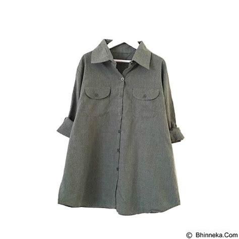 Atasan Pocket Tunik jual modenesia shirt pocket green merchant murah