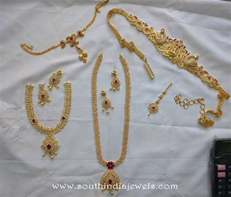 Wedding Gold Jewelry by Bridal Jewellery Wedding Jewellery Bridal Gold Jewellery