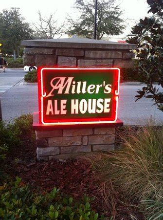 ale house kirkman outide signage picture of miller s ale house orlando