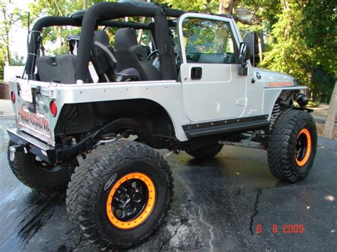 Jeep Hp 2004 Jeep Tj Supercharger Stroked Lifted 8quot 400 Hp