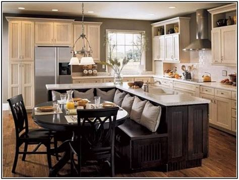 kitchen island dining best 25 kitchen dining combo ideas on