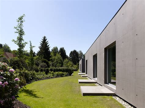 private house david chipperfield architects private house in deurle