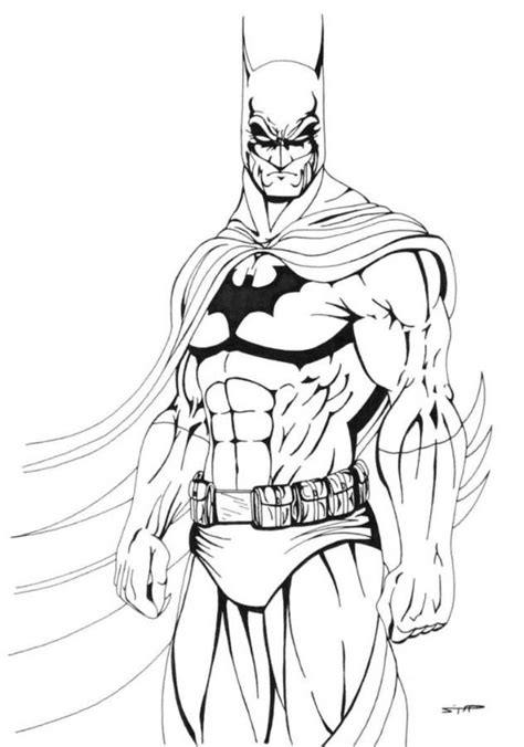 coloring book pages of batman and print cool batman coloring pages for the