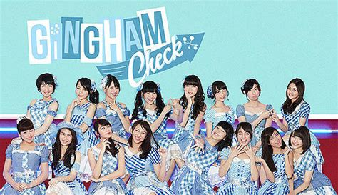 Photopack Jkt48 Beby Gingham Check gingham check jkt48 single wiki48
