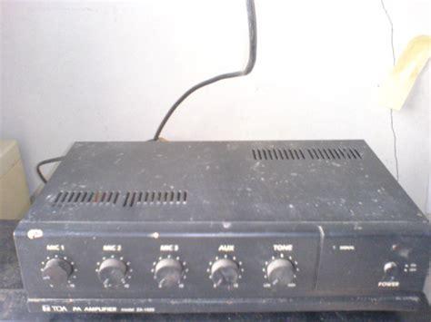 lifier toa za 1025 suara kresek kresek 171 tips and trik servis elektronik