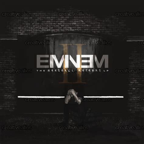eminem album download eminem album cover by dunne08