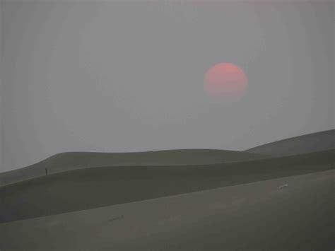 fade away fade away sunset in the desert joesworldwatertour