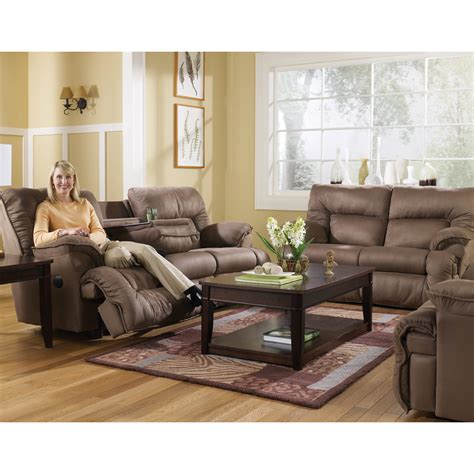 franklin reclining sofa with drop down table franklin reclining sofa with drop down table sofa