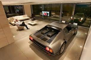 Cool Car Garages 10 The Most Cool And Wacky Garages Ever Digsdigs