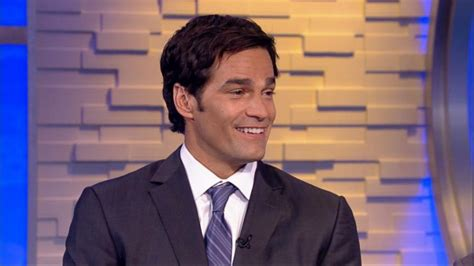 new guy on gma rob marciano joins the gma family video abc news