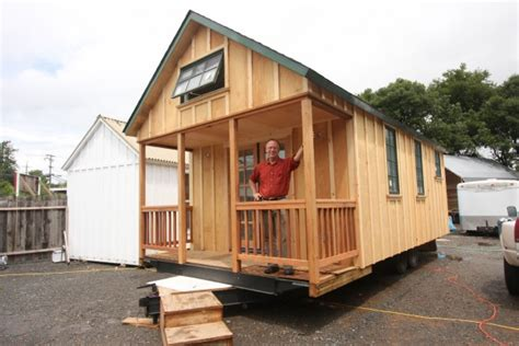 building a little house little house on the trailer customized mobile homes petaluma santa rosa novato