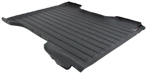Weathertech Bed Mat by Weathertech Techliner Custom Truck Bed Mat Black Weathertech Truck Bed Mats Wt36706