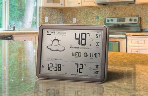 best indoor outdoor thermometer in february 2018 indoor