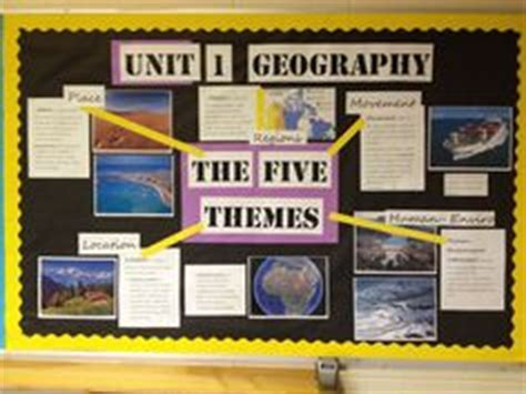 5 themes of geography tagalog great classroom bulletin board ideas for middle school