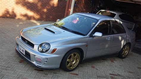 bugeye subaru stock rims speedlines d on my bugeye wrx facelift to