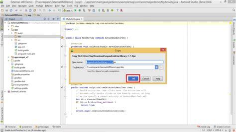 jar installer apk android studio add jar burdenpolitics