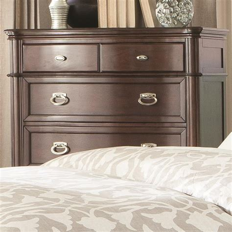 brown wood chest of drawers coaster 203615 brown wood chest of drawers steal a sofa
