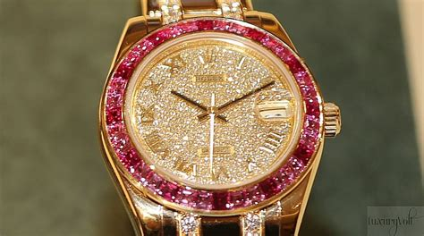 Rolex 9072 Gold List Pink best of rolex datejust watches for luxuryvolt