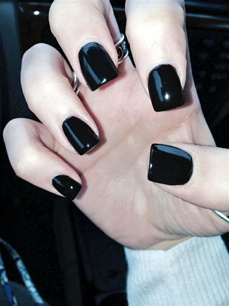 nails designs you can do yourself stylish black nail designs you can do yourself