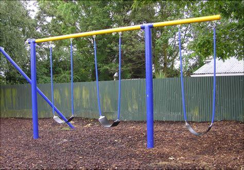 swing ground early childhood swings playgear by aj grant