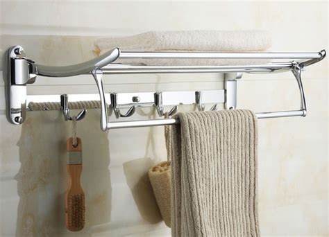 shelf with hooks for bathroom new towel shelf by bathroom accessories manufacturer china