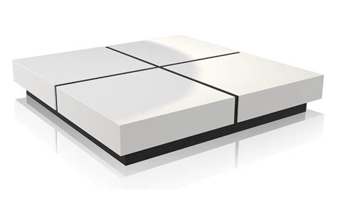 Coffee Tables Ideas Amazing Square Coffee Table White