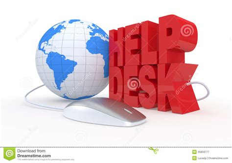 Computer Help Desk by Help Desk Royalty Free Stock Photography Image 35859777