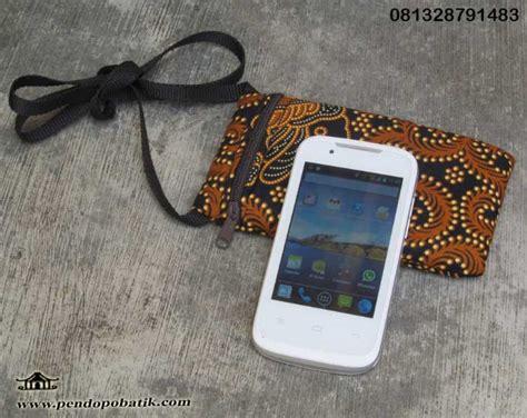 Dompet Hp Saku Dp 002 souvenir dompet pendopo batik