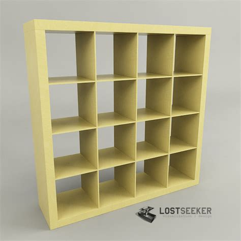 max ikea expedit bookcase 4x4