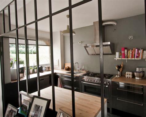 cuisine type industrielle cuisine style industriel loft
