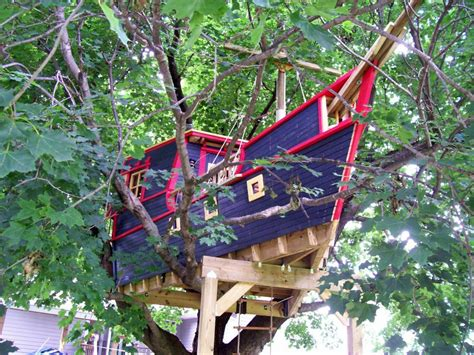 ship house design amazing treehouse ideas hgtv