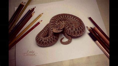 best 3d top 10 3d drawings