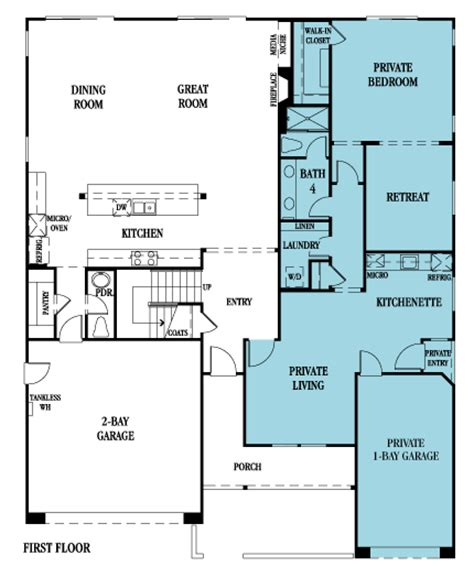 multi generational home floor plans 10 multigenerational homes with multigen floor plan