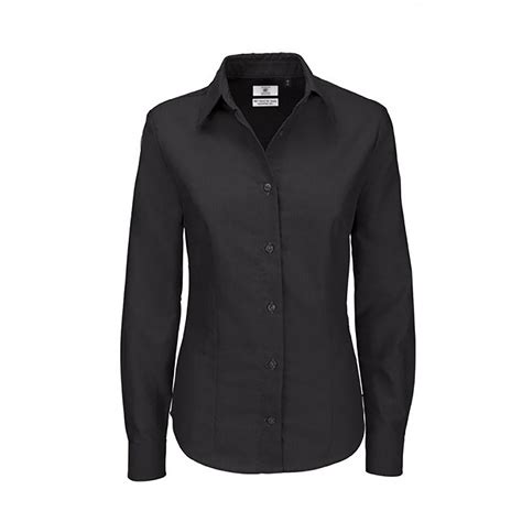 Blouse Bc b c oxford womens sleeve formal button